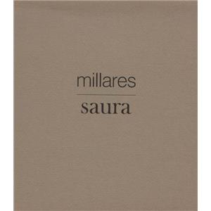 MILLARES / SAURA. An exhibition of etchings, lithographs, serigraphs and gouaches - Catalogue de l'exposition Pierre Matisse Gallery (1971)