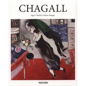 "[CHAGALL] CHAGALL, "" Basic Arts "" - Ingo F. Walther et Rainer Metzger"